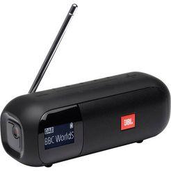 jbl »tuner 2« digitale radio (dab+) zwart