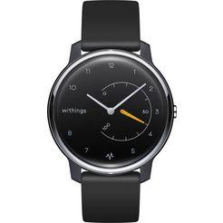 withings fitness-horloge move ecg zwart