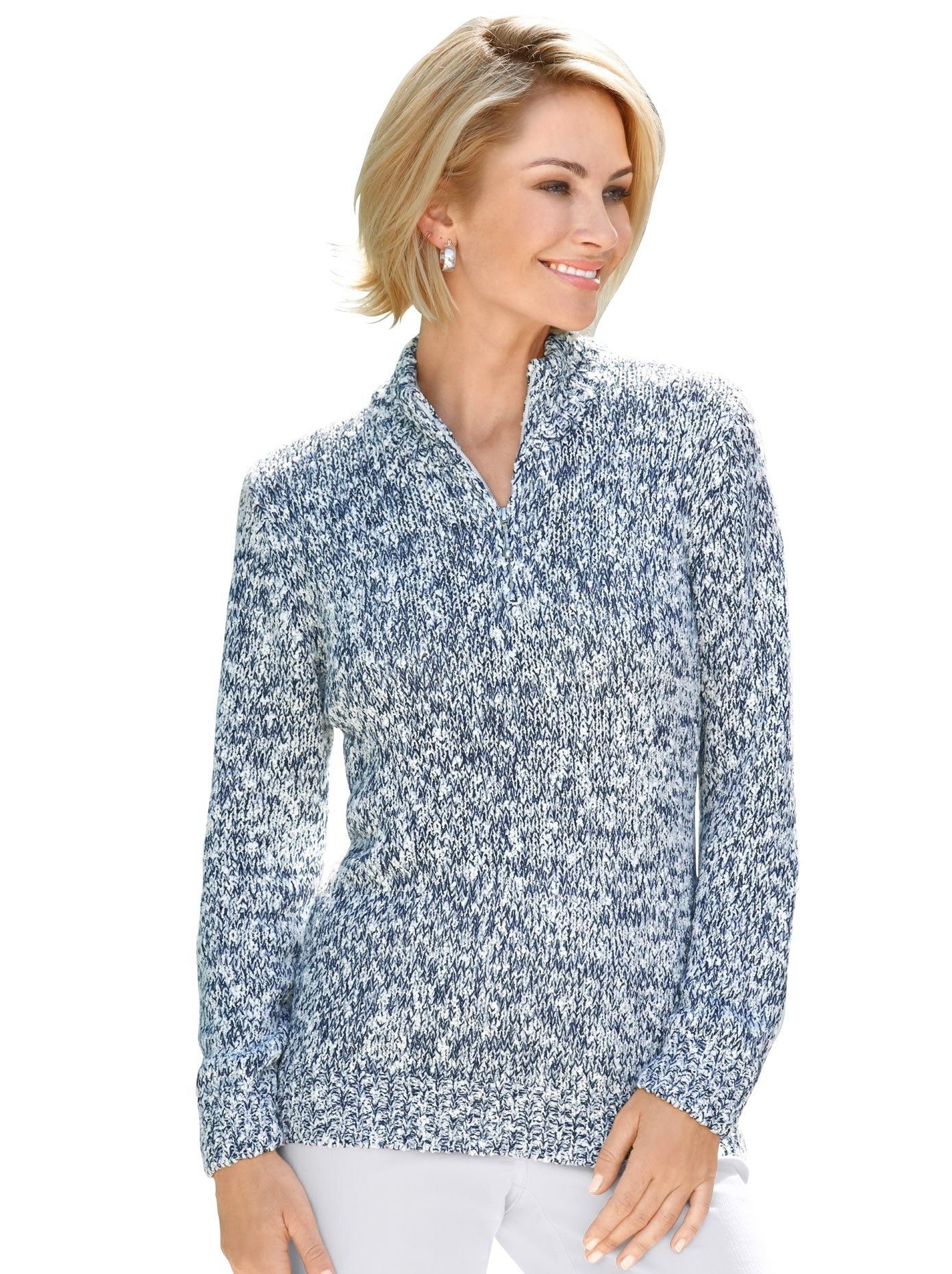 Casual Looks trui van zacht bouclégaren nu online kopen bij OTTO