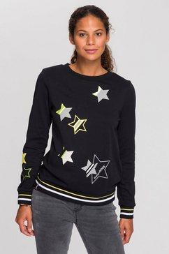 kangaroos sweater zwart