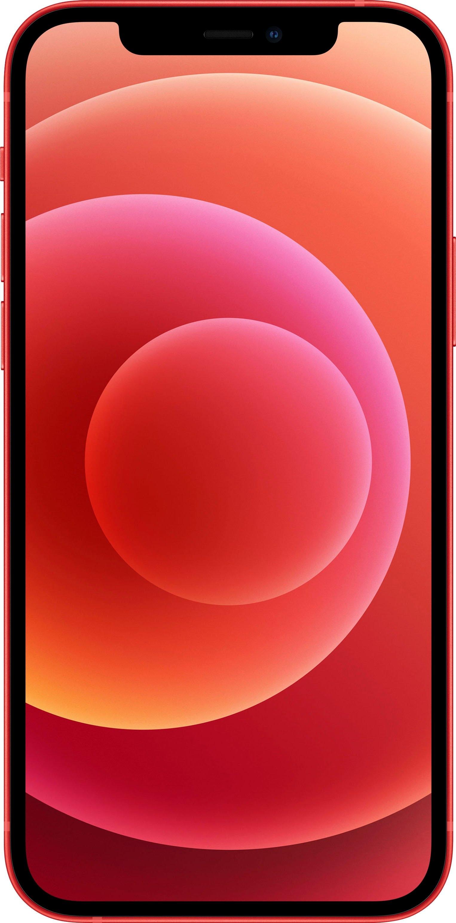 Apple smartphone iPhone 12, 128 GB, zonder stroom-adapter en hoofdtelefoon, compatibel met airpods, airpods pro, earpods hoofdtelefoon voordelig en veilig online kopen