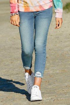 chiemsee 7-8 jeans blauw