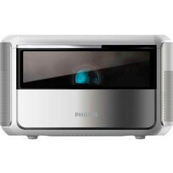 philips »screeneo s6« beamer zilver