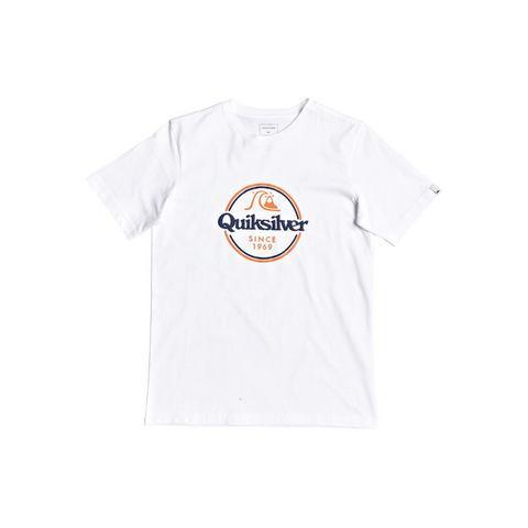 Quiksilver T-shirt Words Remain