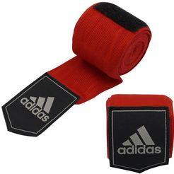 adidas performance polsbandage (2-delig) rood