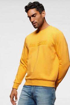 kangaroos sweatshirt geel