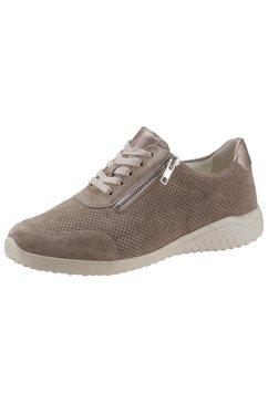 solidus veterschoenen in schoenwijdte h (zeer wijd) bruin