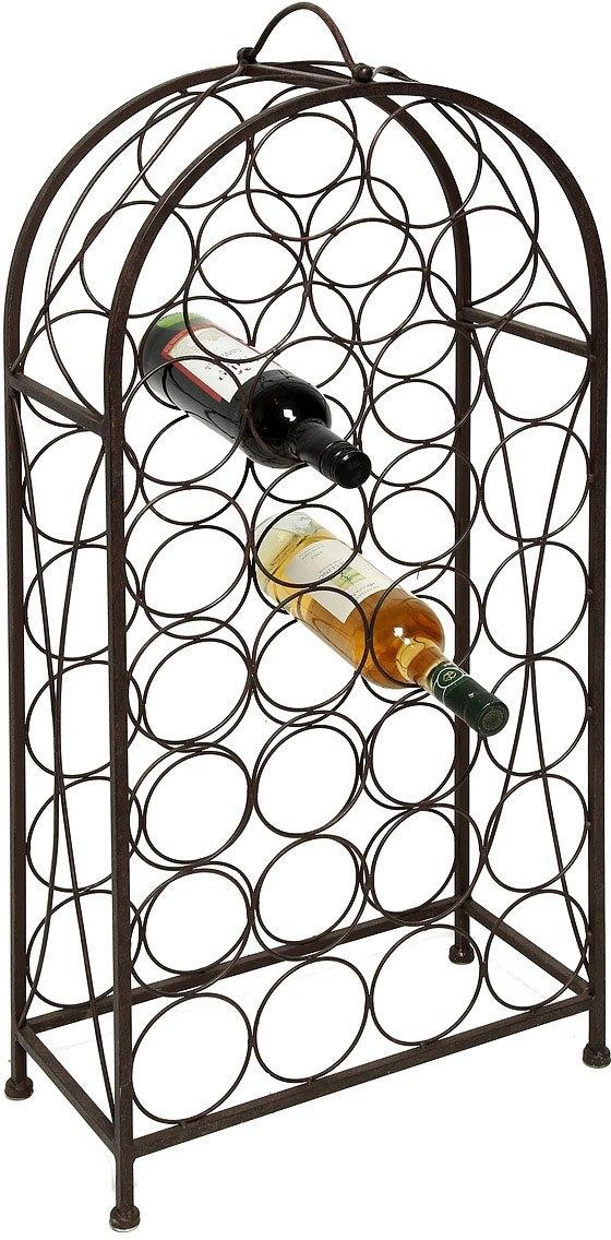 Op zoek naar een Ambiente Haus Flessenhouder set 93x85 cm- antiek-bruin (1 stuk)? Koop online bij OTTO