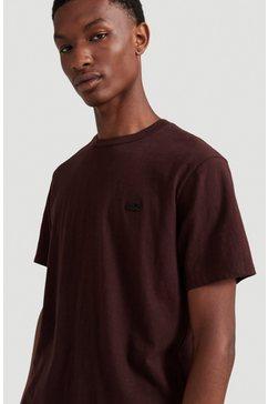 """o'neill t-shirt »""""oldschool""""« bruin"""