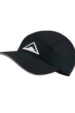 nike baseballcap »nk arobill tlwnd cap« zwart