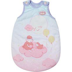 baby annabell »sweet dreams« poppen-slaapzak roze