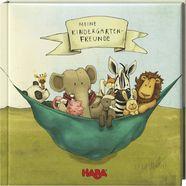 haba boek vriendenboekje leeuw udo – meine kindergarten-freunde multicolor