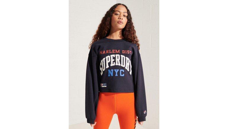 Superdry sweater Met vlindermouwen