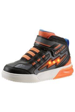 geox kids sneakers zwart