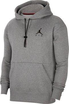 jordan hoodie »men's fleece pullover hoodie« grijs