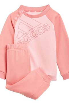adidas performance joggingpak »i bl fl jog« roze