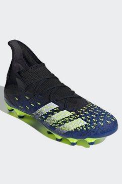 adidas performance voetbalschoenen »predator freak.3 mg« zwart