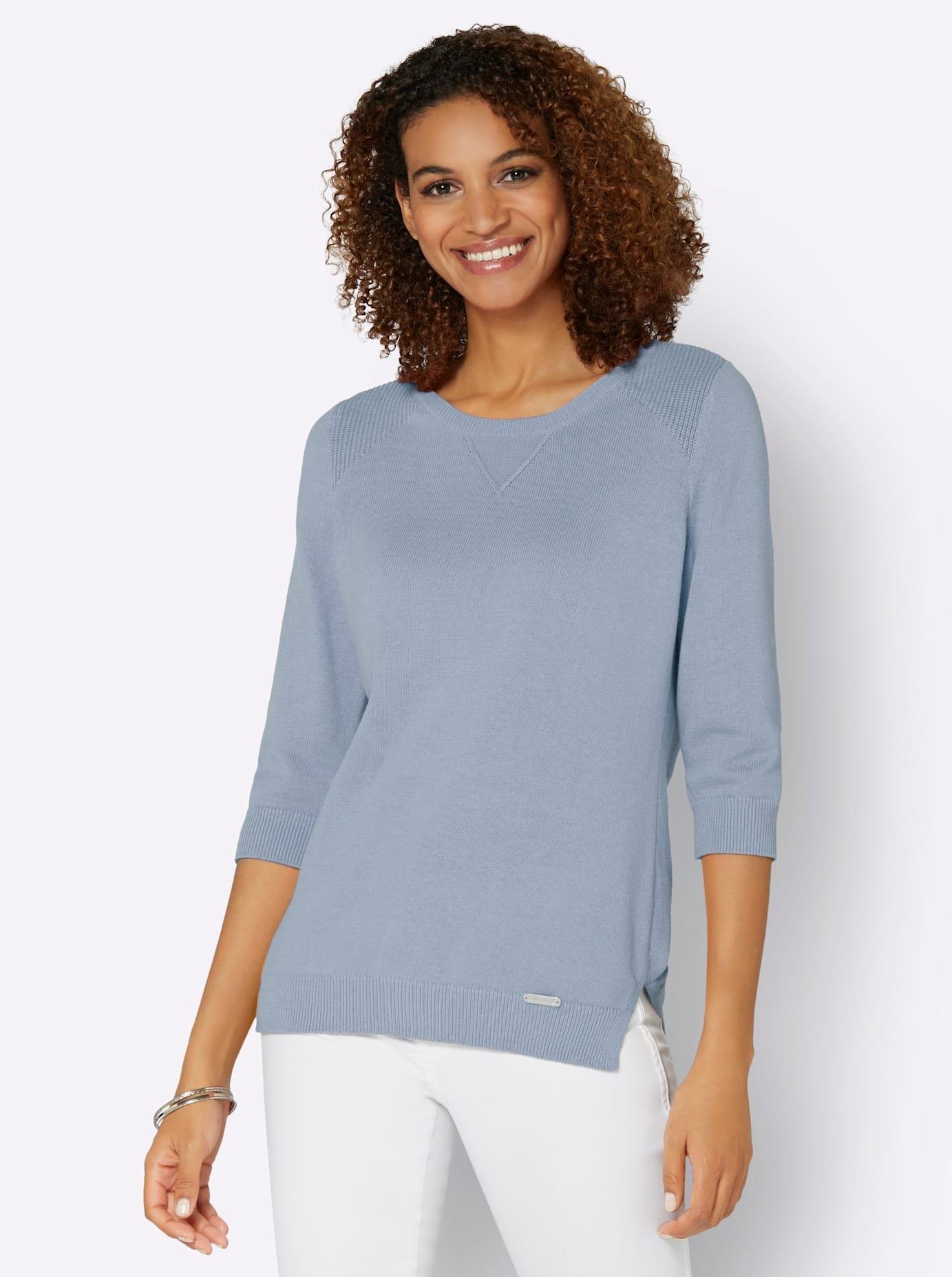 Op zoek naar een Casual Looks trui met 3/4-mouwen Trui? Koop online bij OTTO