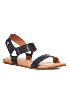 ugg sandalen zwart