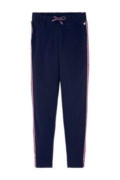 tom tailor legging van sweat blauw