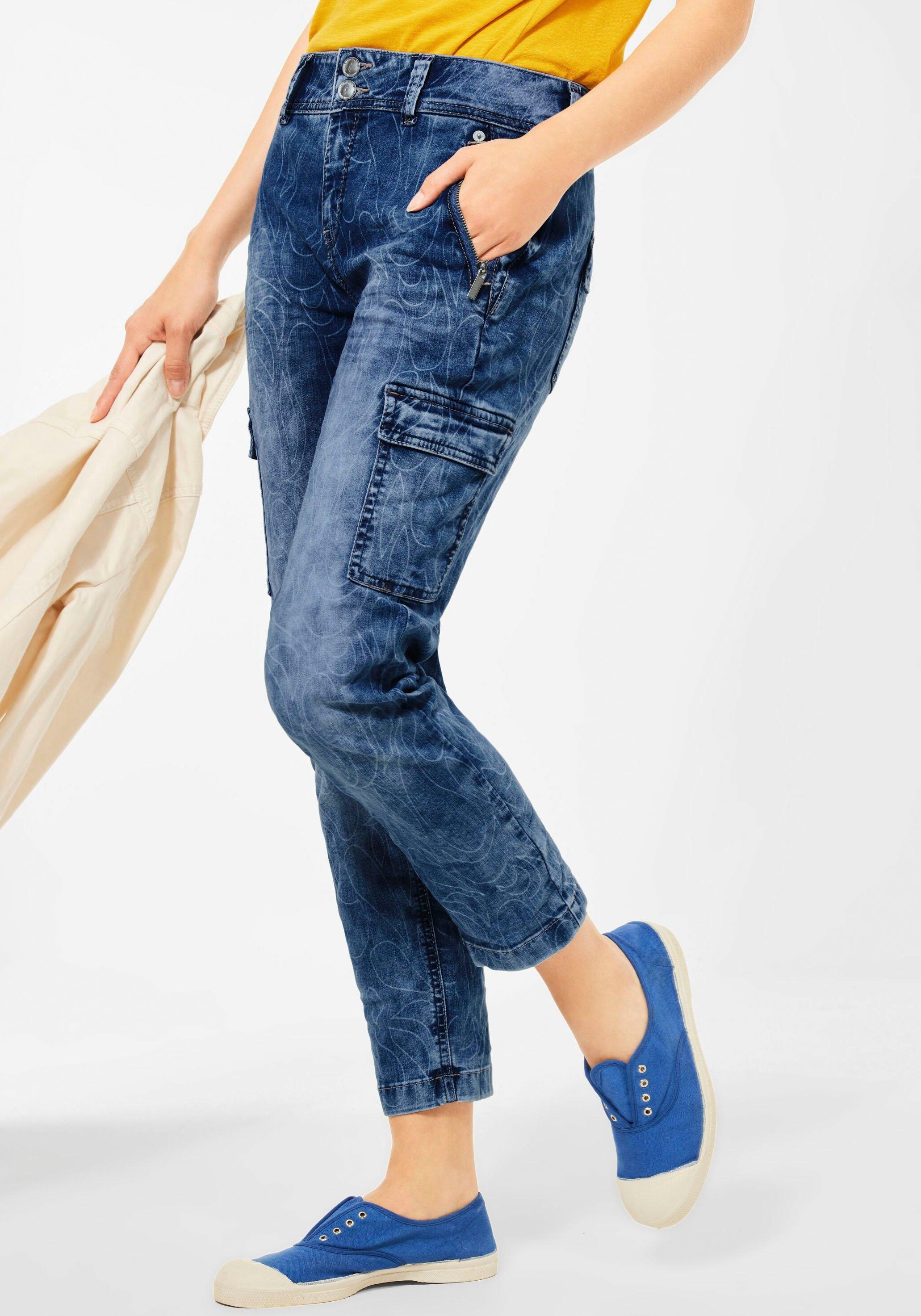 STREET ONE prettige jeans Style Bonny online kopen op otto.nl