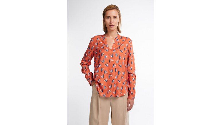 Eterna blouse met lange mouwen MODERN CLASSIC