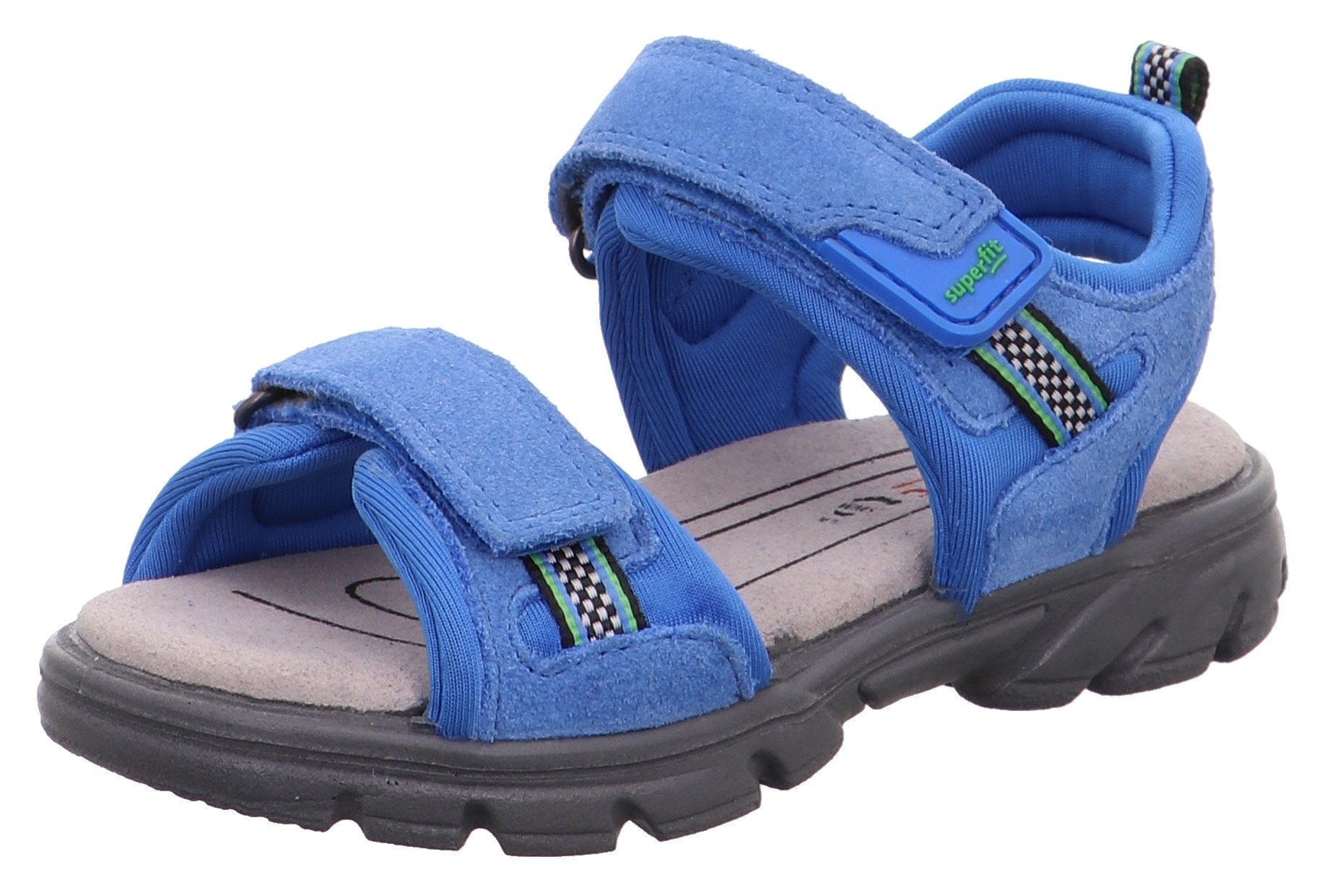 Superfit sandalen Scorpius WMS wijdtemaatsysteem: middel met klittenbandsluiting bestellen: 30 dagen bedenktijd