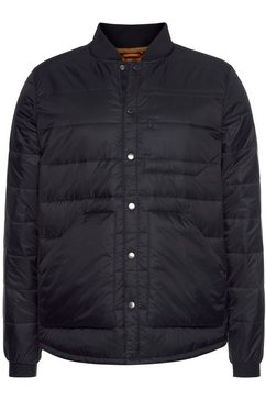 timberland gewatteerde jas mount white zwart