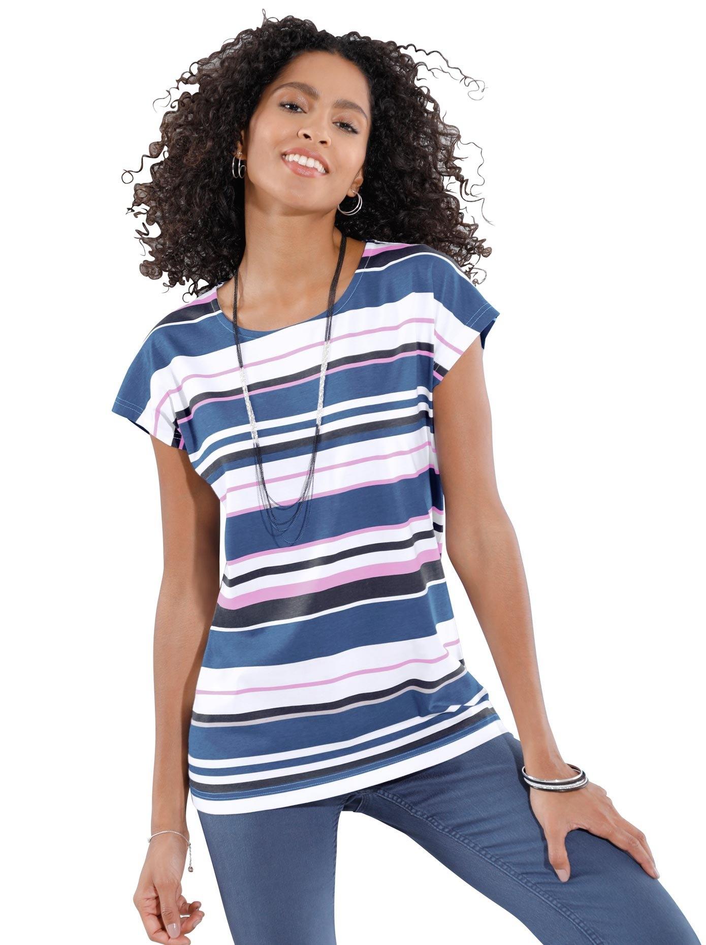 Classic Basics shirt met streepdessin online kopen op otto.nl