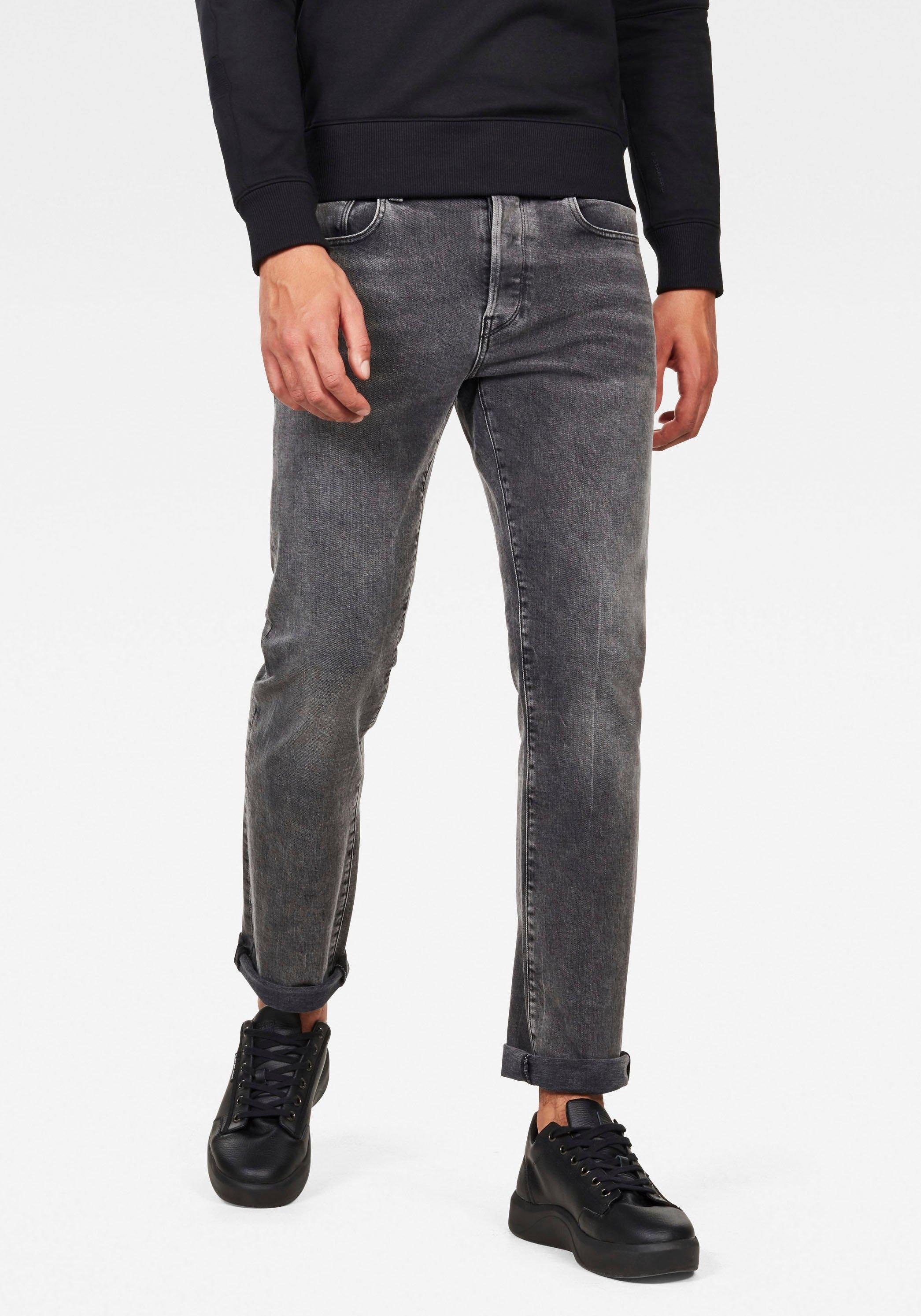 G-Star RAW straight jeans 3301 Straight bestellen: 30 dagen bedenktijd