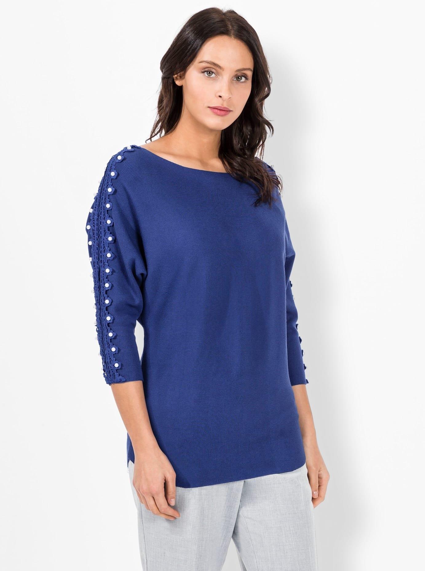 Lady trui met 3/4-mouwen Trui nu online kopen bij OTTO