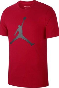 jordan t-shirt rood