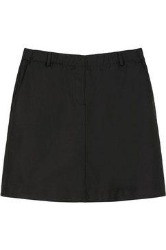 marc o'polo rok in a-lijn zwart