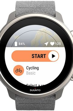 suunto smartwatch 7 titanium gratis suunto fles grijs