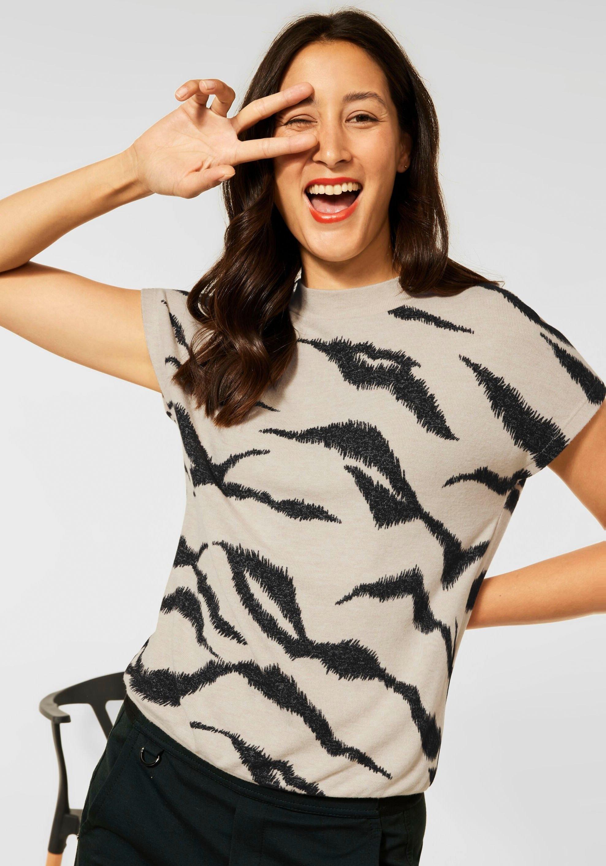 Op zoek naar een STREET ONE Shirt met korte mouwen? Koop online bij OTTO