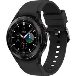 samsung smartwatch galaxy watch 4 classic lte galaxy watch 4 classic-42mm lte zwart