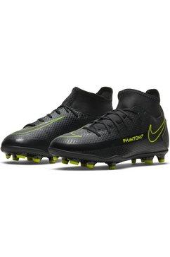 nike voetbalschoenen »jr. phantom gt club dynamic fit mg« zwart