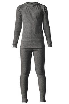 maier sports shirt  broek kim grijs