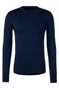 schiesser functioneel shirt blauw