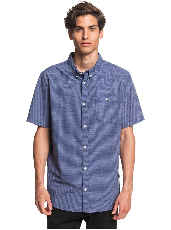 Quiksilver overhemd met korte mouwen Firefall in de webshop van OTTO kopen