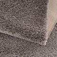 carpet city hoogpolig vloerkleed pulpy 100 woonkamer grijs