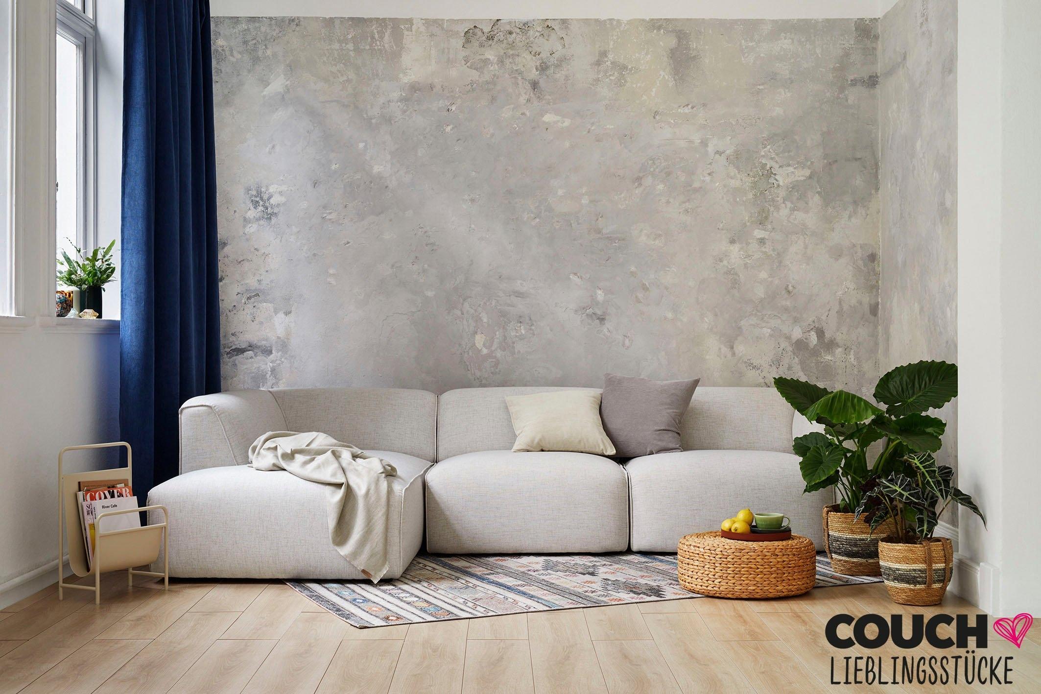 COUCH ♥ hoekbank Vette bekleding modulaire bankset, maar ook modules voor het naar wens samenstellen van een perfecte zithoek van couch favorieten veilig op otto.nl kopen