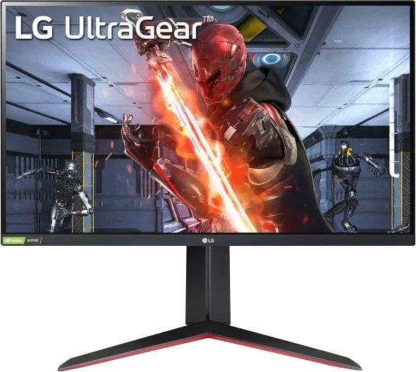 LG gaming-monitor UltraGear™ 27GN650, 68 cm / 27