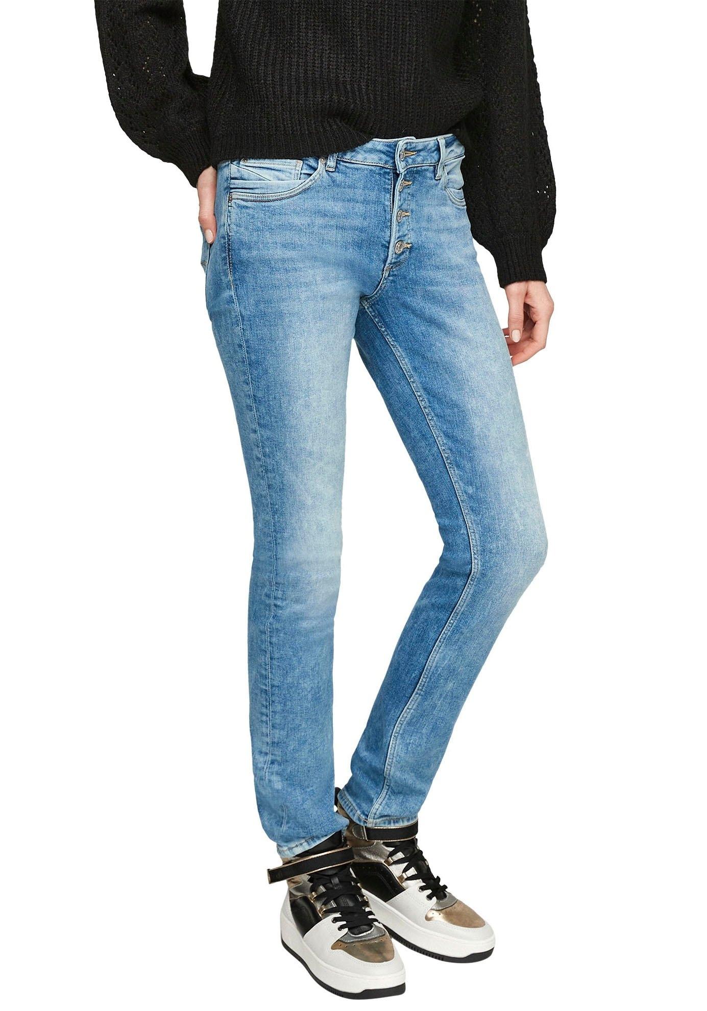 Q/S designed by slim fit jeans - gratis ruilen op otto.nl