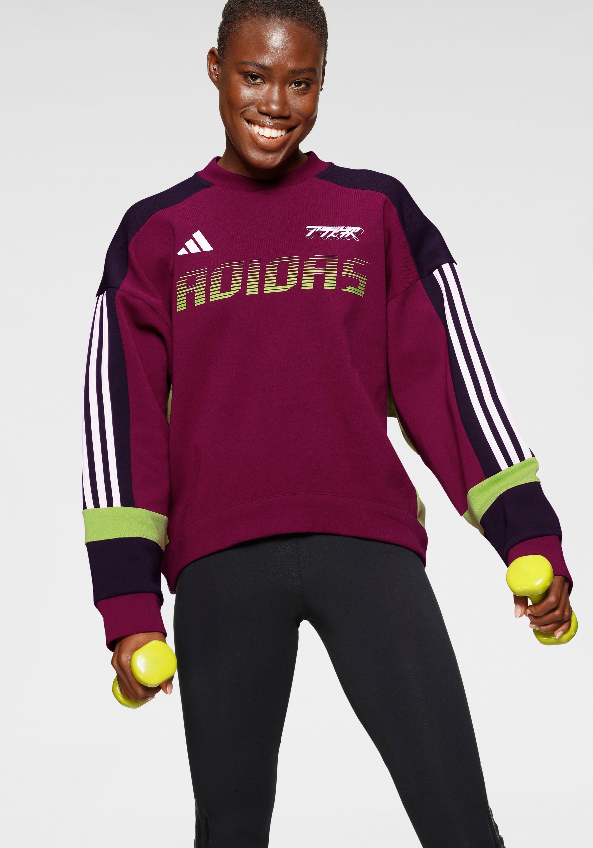 adidas Performance sweatshirt Colourblocking in de webshop van OTTO kopen