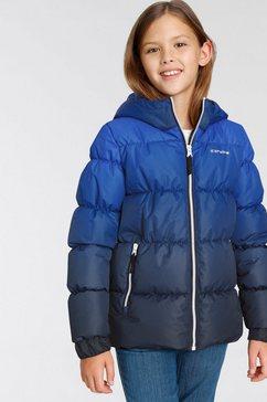 icepeak gewatteerde jas picken blauw