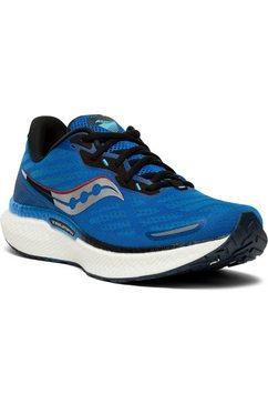 saucony runningschoenen triumph 19 blauw