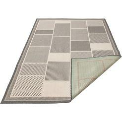 outdoorkleed, »tudor«, home affaire, rechthoekig, hoogte 5 mm, machinaal geweven