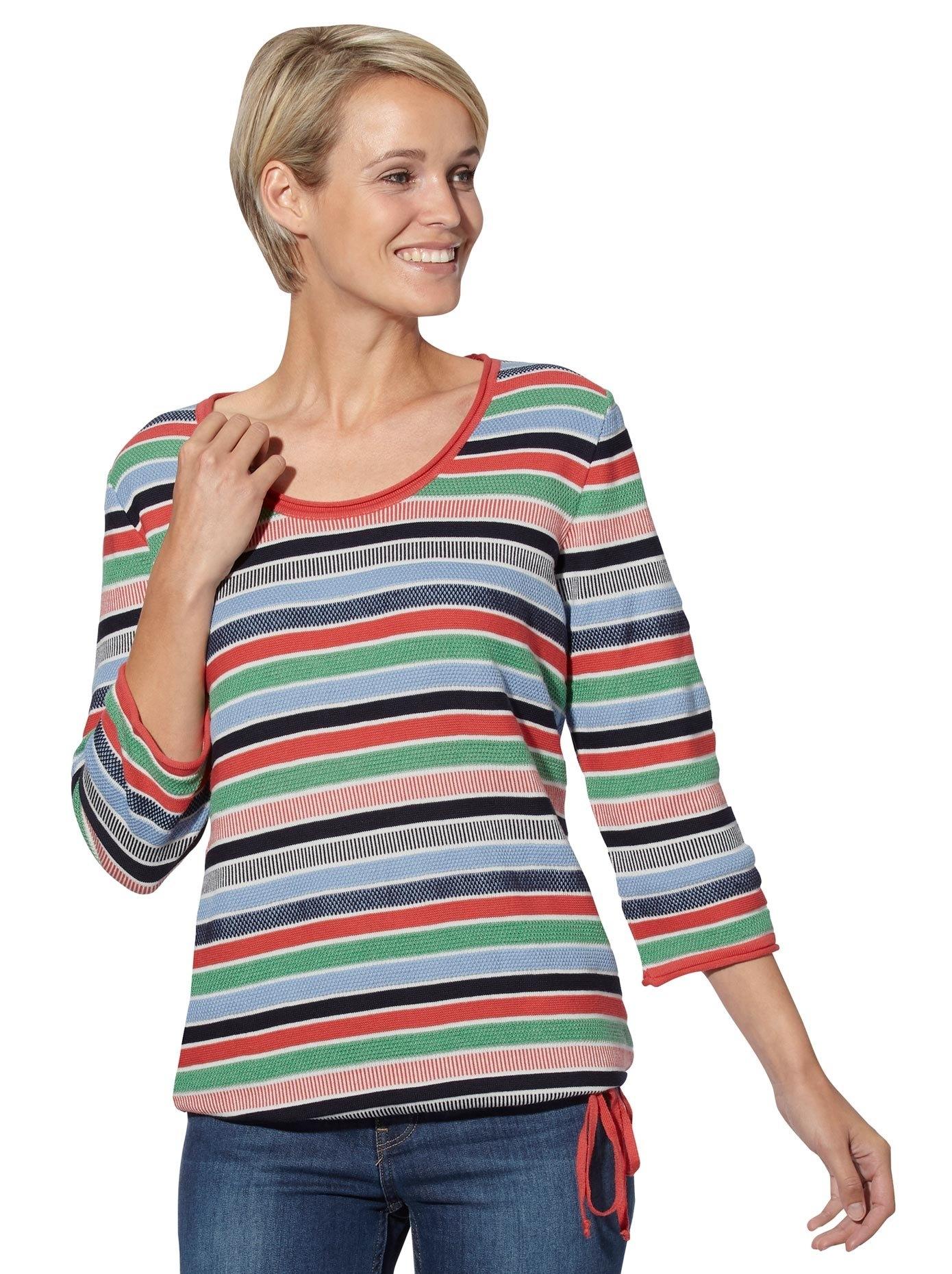 Casual Looks Gestreepte trui Trui voordelig en veilig online kopen