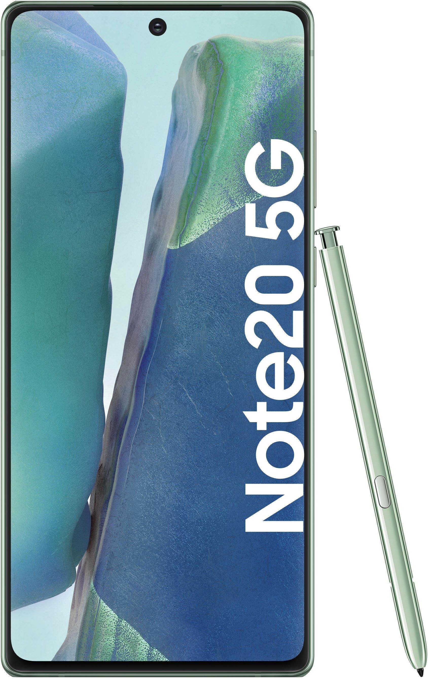Samsung »Galaxy Note20 5G« smartphone veilig op otto.nl kopen